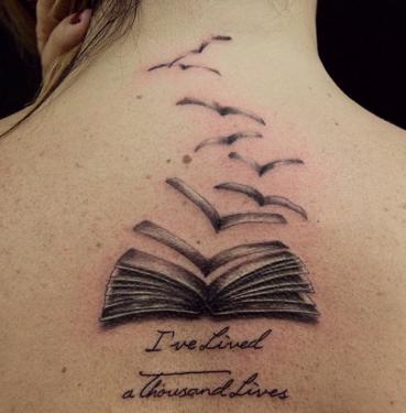 """I've lived a thousand lives"